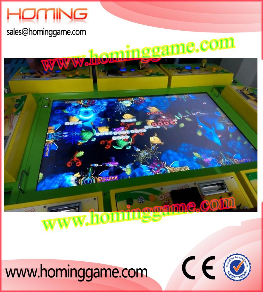 Ocean king fishing game machine game machine arcade game for Arcade fishing games