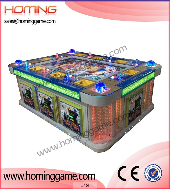 Aka fishing game machine new ocean king fishing game for How to play fish table game