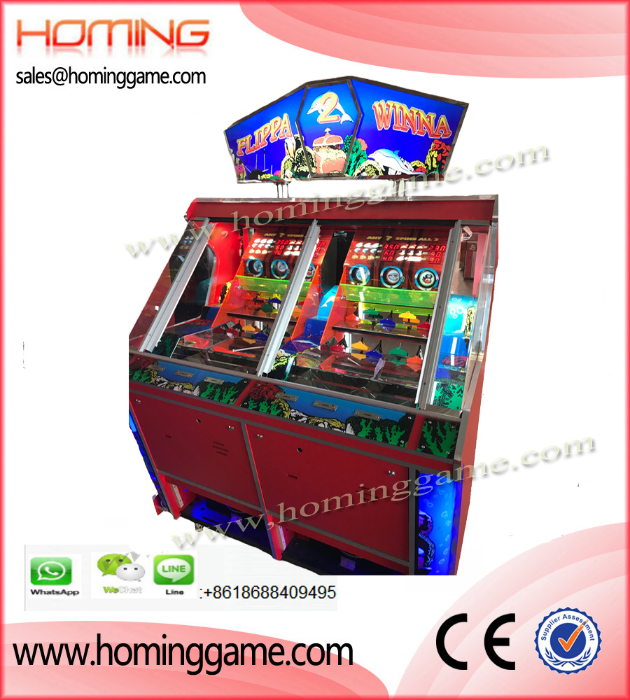Flippa Winna Arcade Coin Puhser Game Machine,Flippa Winna|Flippa Winna Coin Pusher Game Machine,Coin Pusher Game Machine,Coin Pusher,Coin Puhser Game,Token Pusher Game Machine,Token Pusher|Penny Pusher Game Machine,Game Machine,Arcade Game Machine,Coin Operated Game Machine,Gaming Machine,Enetertainment Game Machine,Slot Game Machine,Electrical Slot Game Machine,Gambling Machine,Indoor Game Machine,Coin Game,Family Entertainment